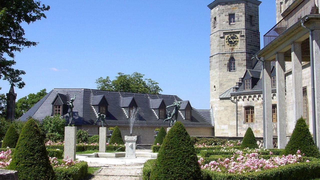 Foto: DSB / Ein Besuch im Schützenmuseum auf Schloss Callenberg lohnt immer.