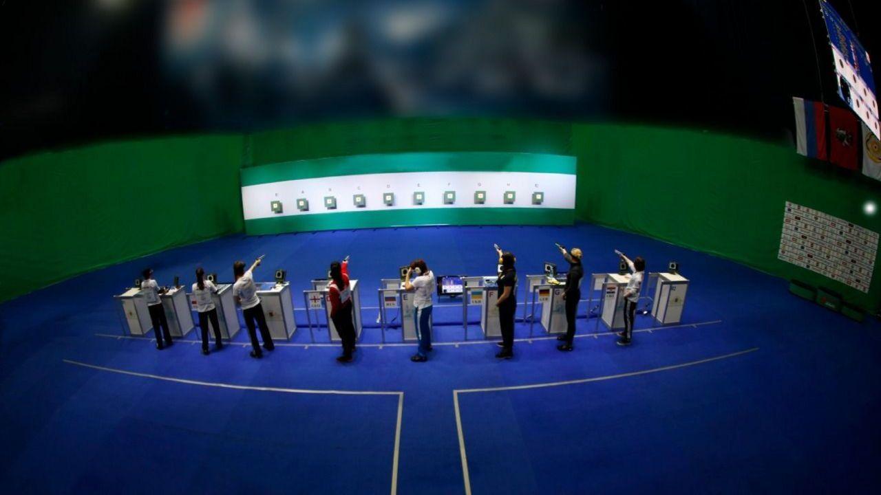 Foto: ISSF / Demnächst ist der Schießsport öfter bei Eurosport zu sehen.