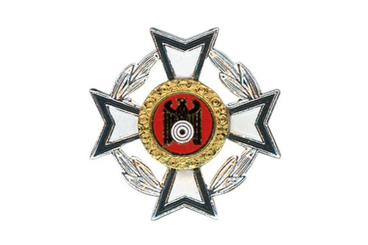 Ehrennadel Silber - ab 20 Jahre