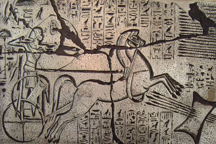 Pharao Amenophis II
