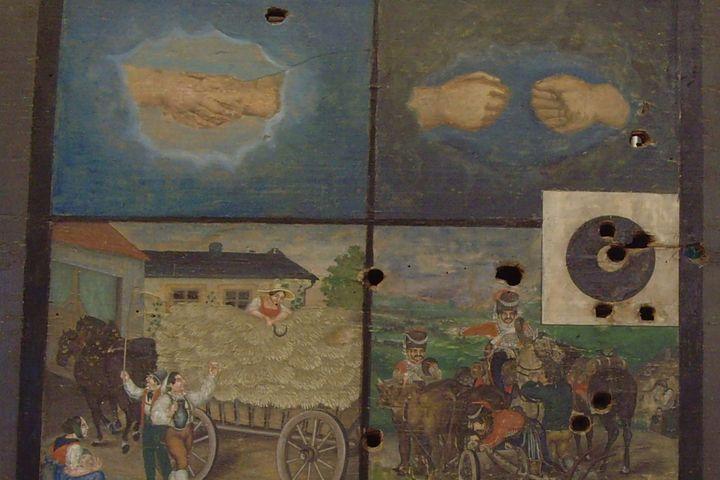 Scheiben Neustadt, 1845