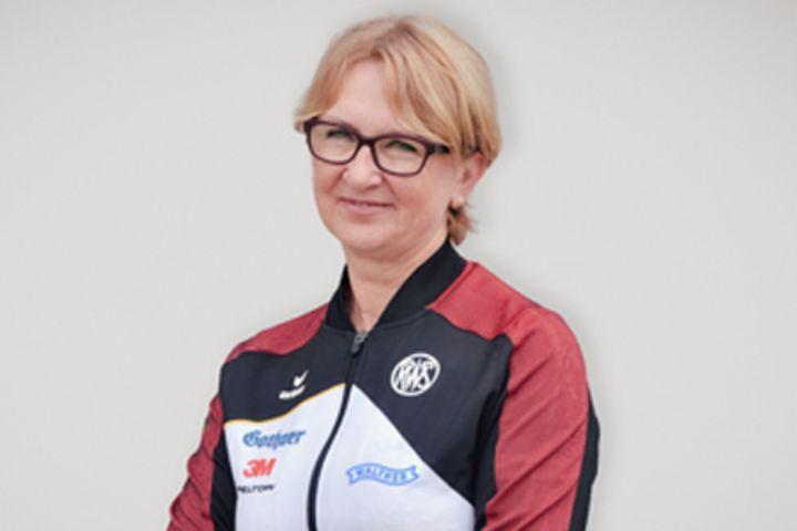 Natalia Butuzova - Bundestrainerin Bogen (OK/PK)