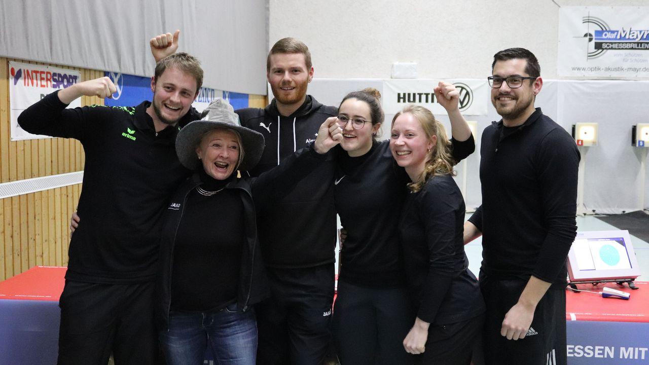 Foto: Elena Kugelmann / In der Südliga hatte der SV Waldkirch den Hut auf und schloss die Vorrunde als bestes Team ab.