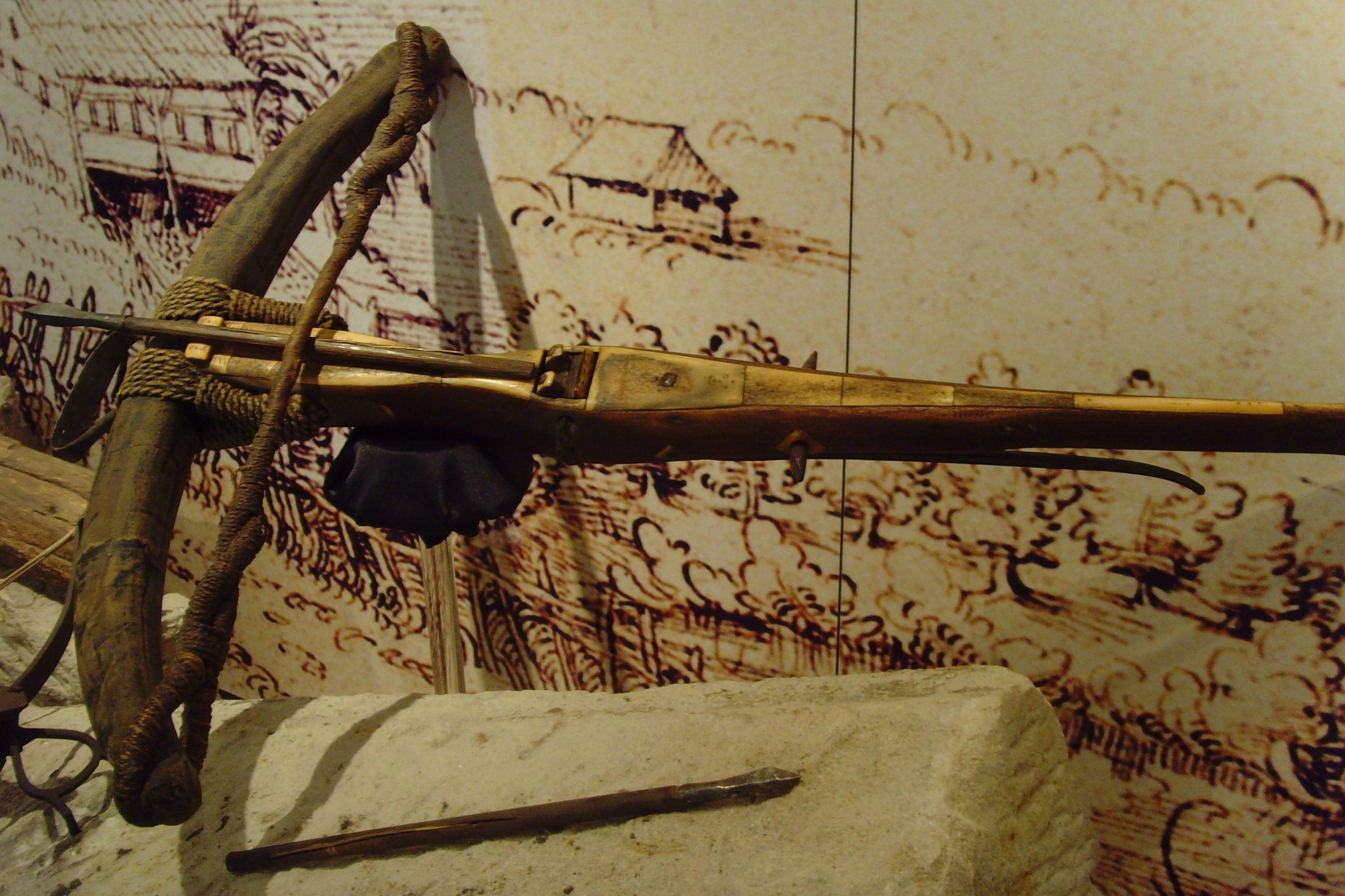 Armbrust 15. Jahrhundert