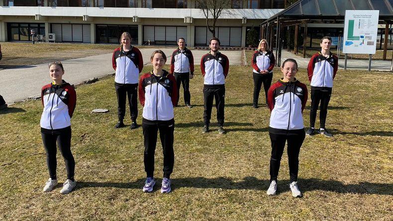 Foto: DSB / Auch das Junioren-Team für die EM bedarf noch der Zustimmung des BA Spitzensport.