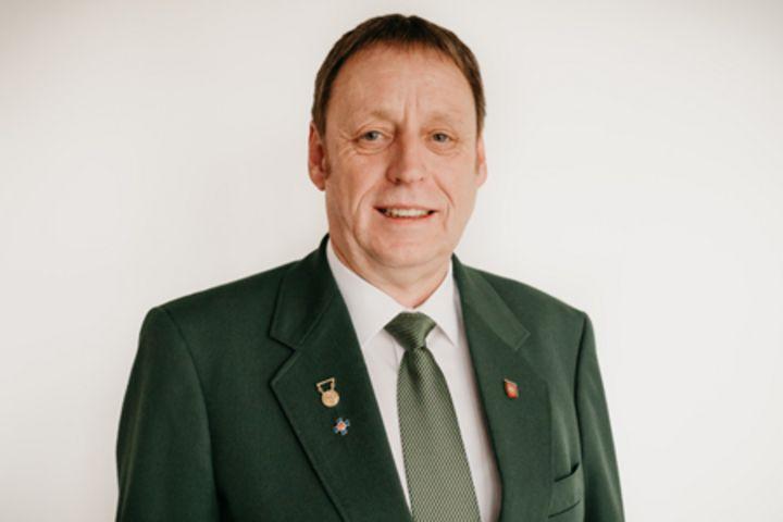 Wilfried Ritzke - Vizepräsident Schützentradition