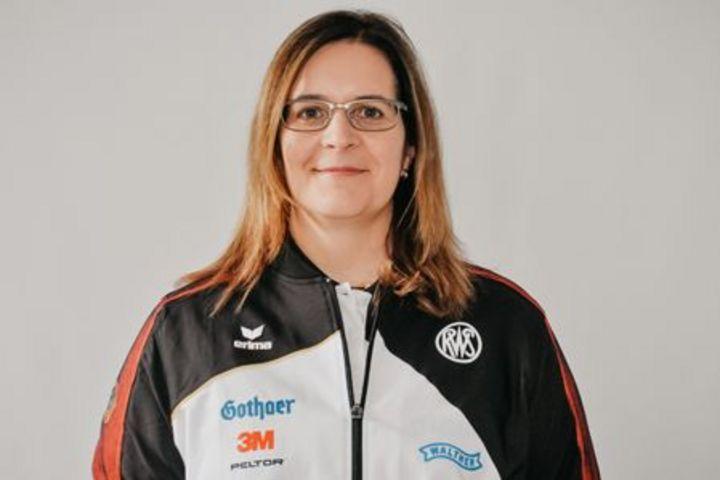 Claudia Verdicchio-Krause - Bundestrainer Pistole