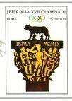 Plakat Olympische Spiele 1960