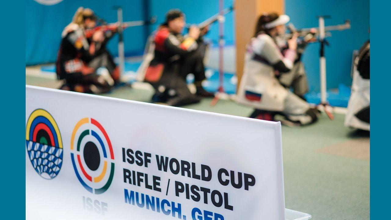 Foto: DSB / 2020 bleiben die Schießstände beim Weltcup in München und bei der Junioren-WM in Suhl leer.