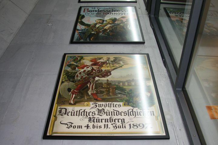Plakate Bundesschießen
