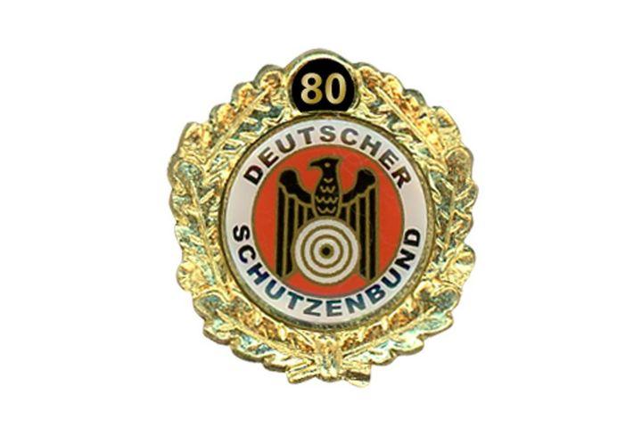 Mitgliedschaft 80 Jahre