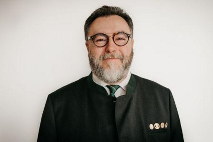 Walter Wolpert - Vizepräsident Recht