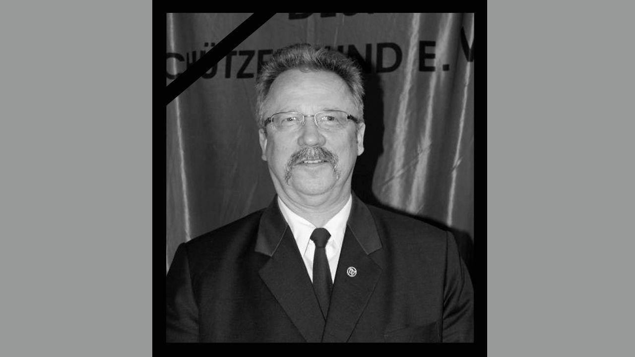 Hans Dieckmann - Präsident des Landesverbandes Berlin-Brandenburg