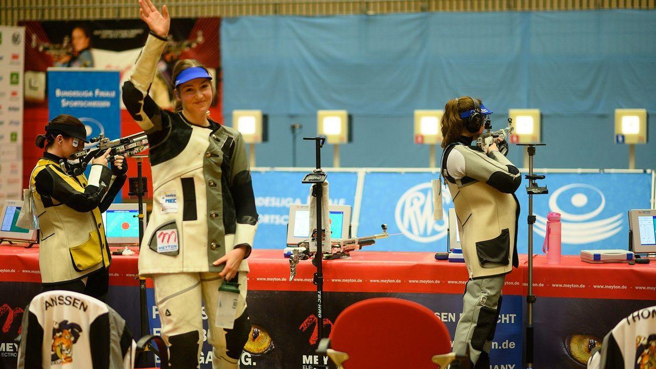 Bild: DSB/ Anna Janßen hat sich vom Talent zur Spitzenathletin entwickelt und ist inzwischen im Weltcup-Zirkus angekommen