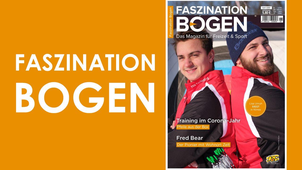 Faszination Bogen Ausgabe 01/2021