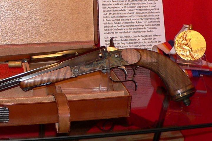 Coubertin-Pistolen