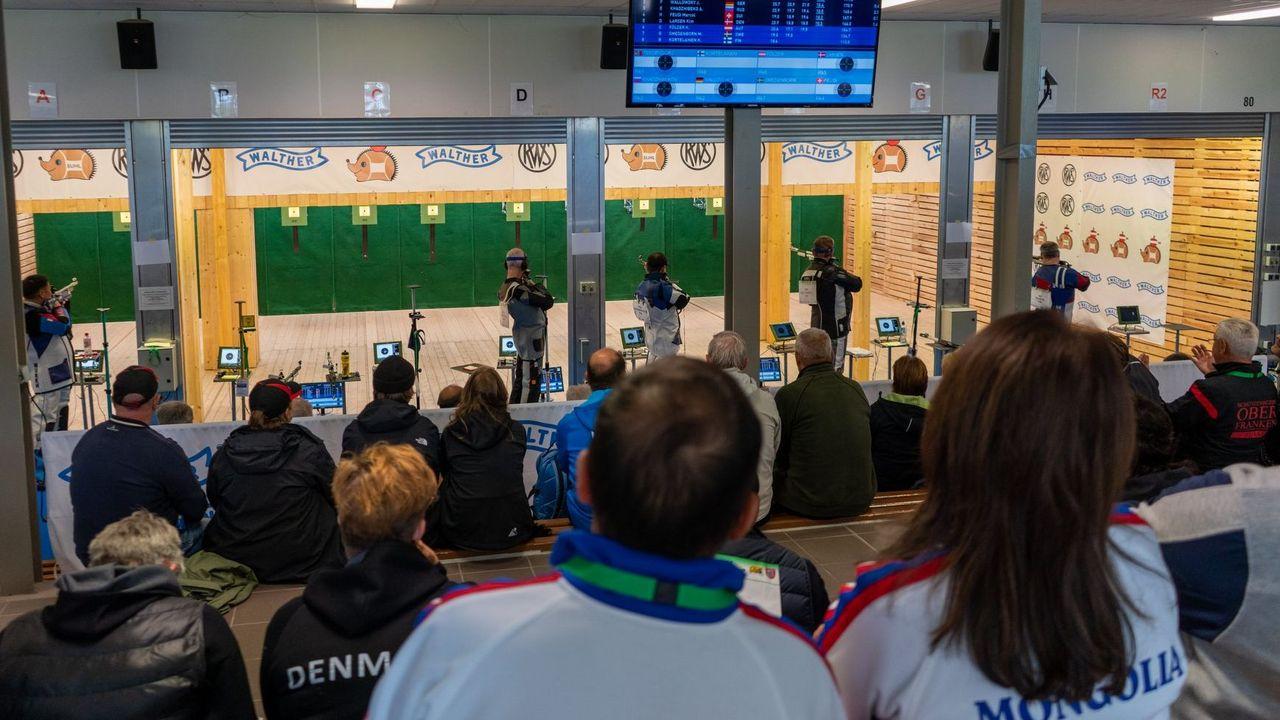 Foto: Jürgen Reber / 2019 kamen Sportler aus aller Welt zur Premiere der World Masters nach Suhl. 2021 fällt die Veranstaltung aus.