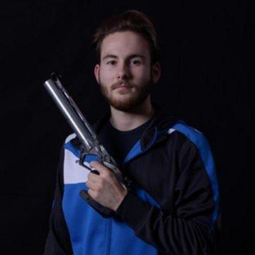 David Probst - Luftpistole