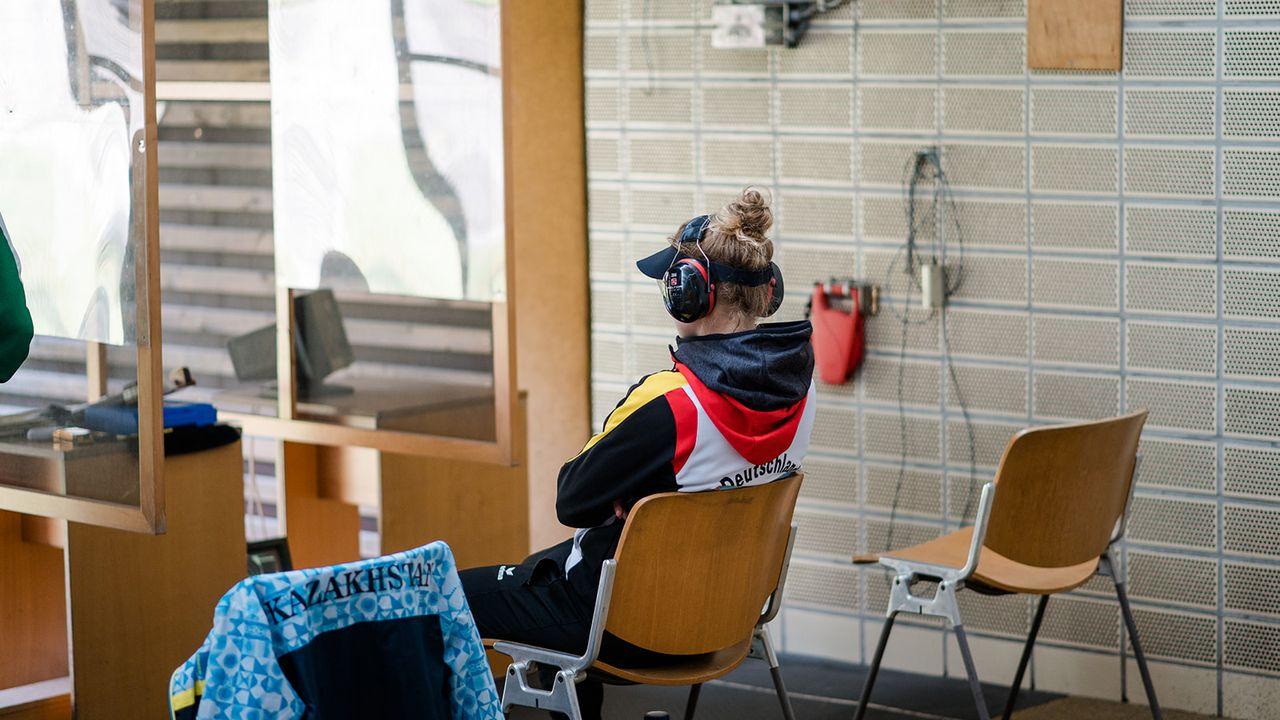 Bild: DSB / Angst kann gravierende Auswirkungen auf die Leistung von Sportlern haben.