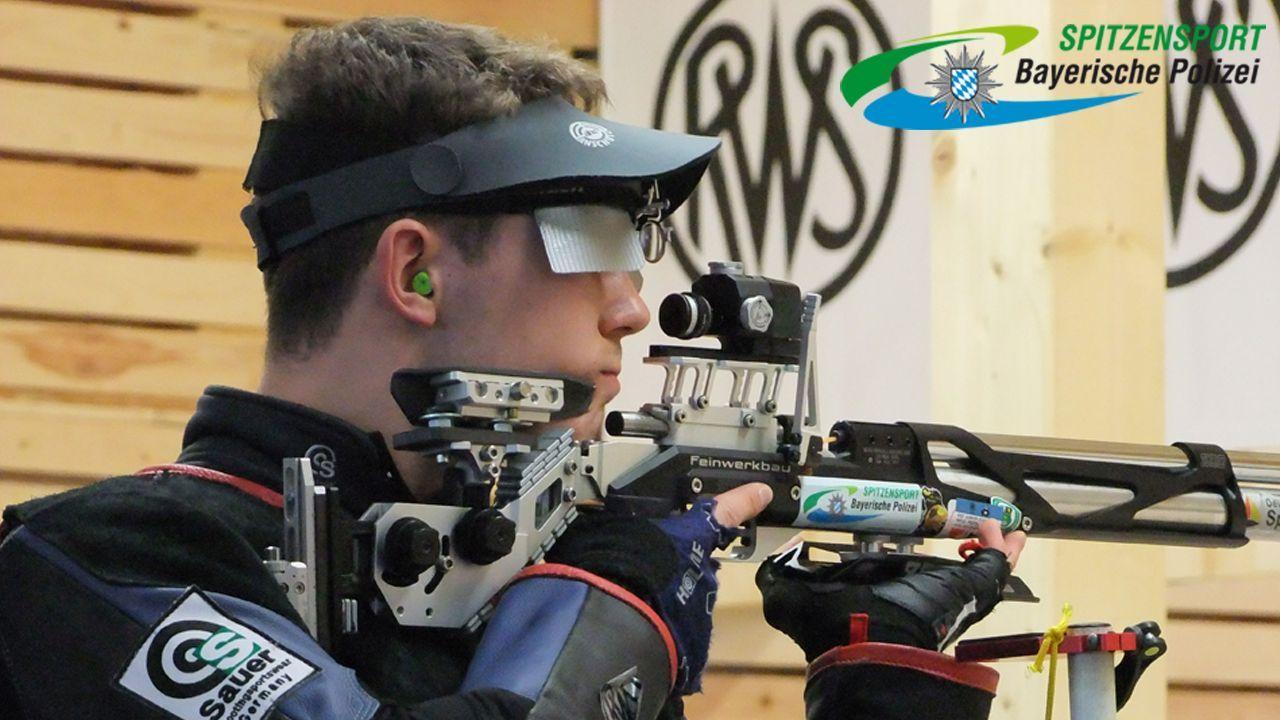 Maxi Dallinger - Sportfördergruppe der Bayerischen Polizei
