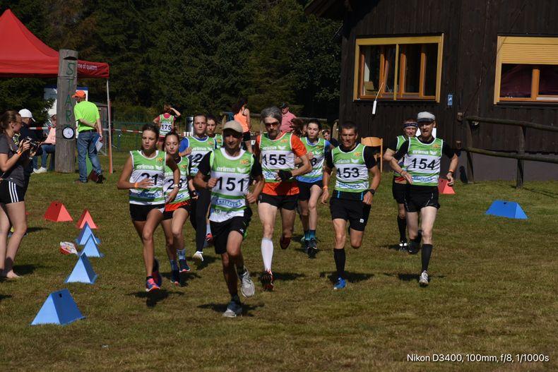 Foto: TS / Die Mixed-Wettkämpfe (Team-Staffel oder Single-Mixed) erfreuten sich bei den Teilnehmern große Beliebtheit.