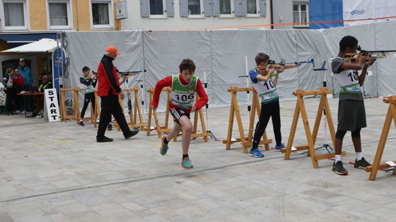 Foto: BSSB / Die Target-Sprint-Premiere in Dingolfing zeigte das Potenzial dieser Sportart.