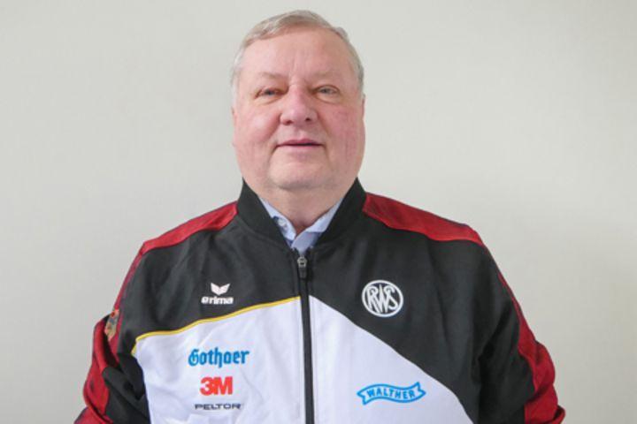 Jürgen Wiefel - Großkaliber-/Standardpistole