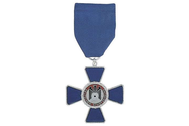 Ehrenkreuz in Silber