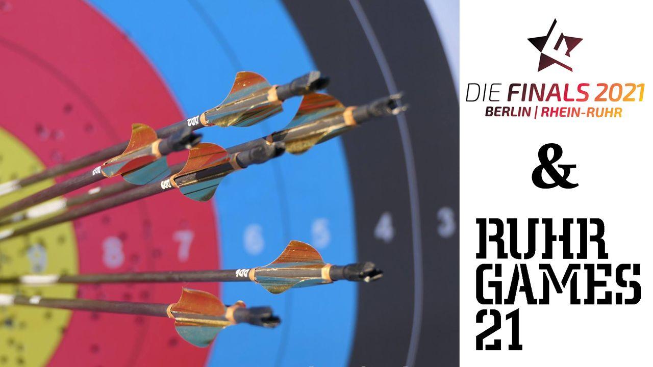 Foto: DSB / Zwei Top-Events im Juni mit Beteiligung des Bogensports: Die Finals & Ruhr Games.