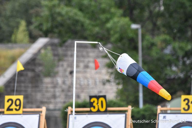 Foto: Eckhard Frerichs / Der Wind sorgte bei der Qualifikation für schwierige Verhältnisse.