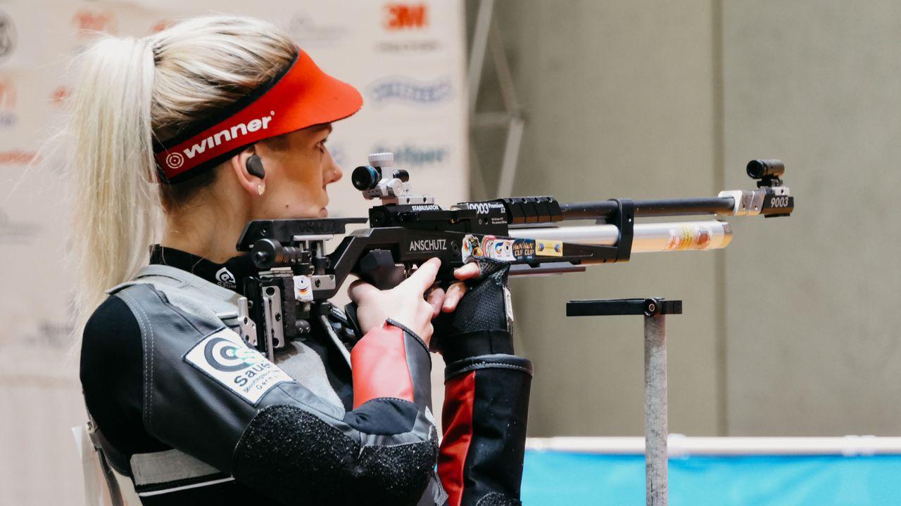 Foto: DSB / Julia Simon zeigte einen starken Wettkampf, der jedoch nicht mit dem Finale und einem Quotenplatz belohnt wurde.