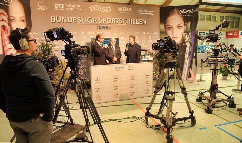 Foto: SSG Kevelaer / Mit der Liveübertragung aus Kevelaer wartet ein echtes Bundesliga-Highlight im Januar.