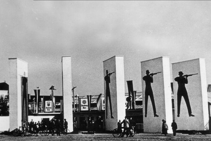 Bundesschießen, 1934