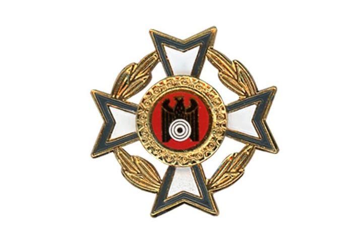 Ehrennadel Gold - ab 25 Jahre