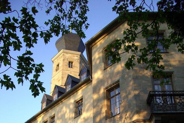 Schloss Callenberg, Westflügel