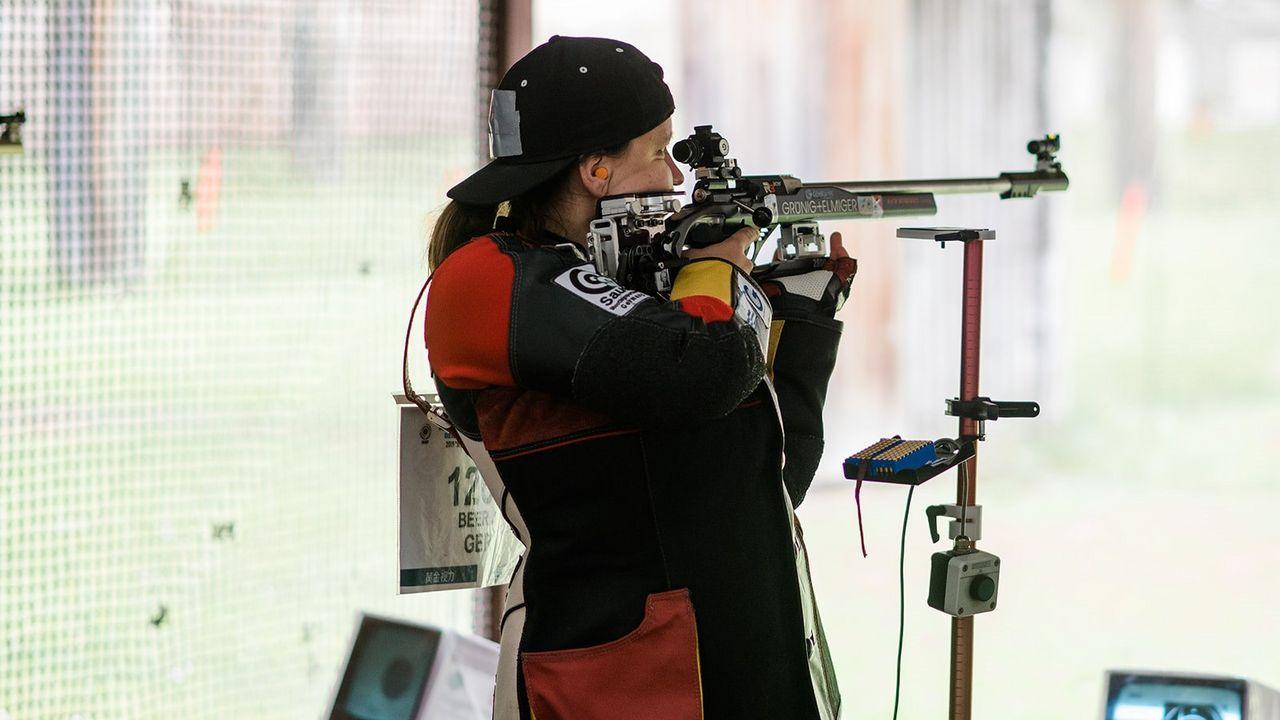 Foto: DSB / Jolyn Beer hat mit den Europameisterschaften in Lohja und Osijek noch zwei Qualifikationschancen für die Olympischen Spiele in Tokio.
