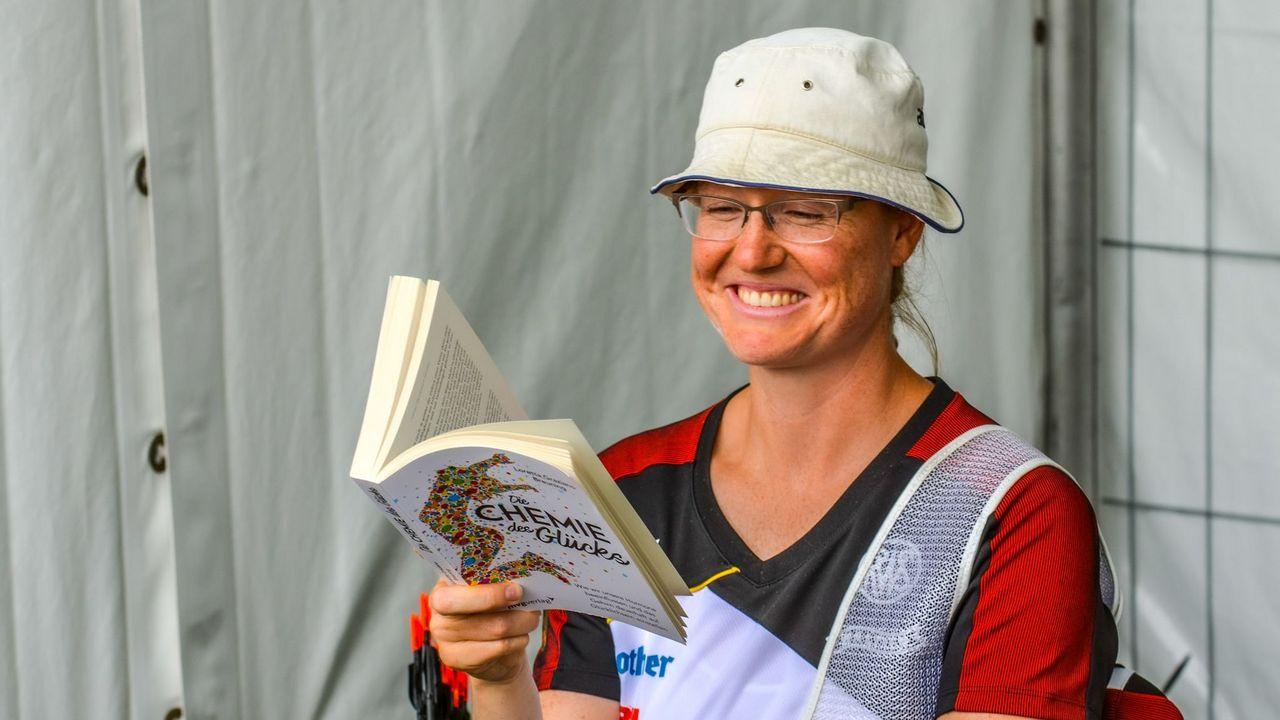 Foto: Eckhard Frerichs / Große Ehre und absolutes Glücksgefühl für Lisa Unruh.
