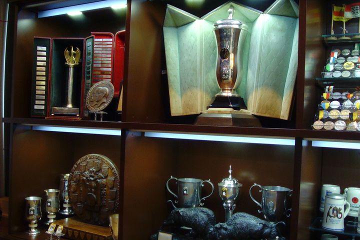 Heuss-Pokal und andere
