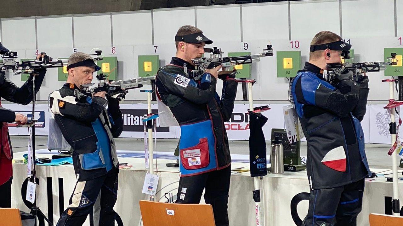 Foto: DSB / Maximilian Dallinger (Mitte) war gut, zu einem Finalplatz reichte es aber nicht.