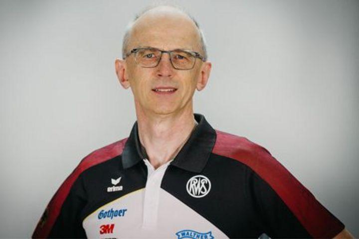 Detlef Glenz - Bundestrainer Schnellfeuerpistole