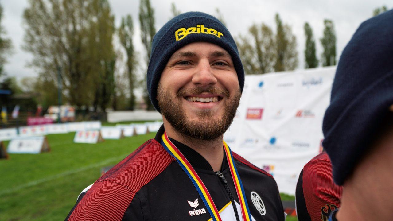 Foto: Marcel Trachsel / Felix Wieser freut sich auf den Weltcup in Medellin