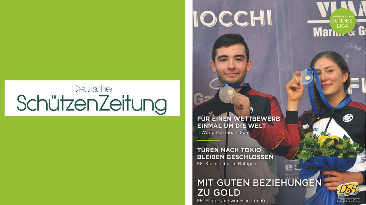 Deutsche SchützenZeitung: Nachwuchs stellt Erwachsene in den Schatten