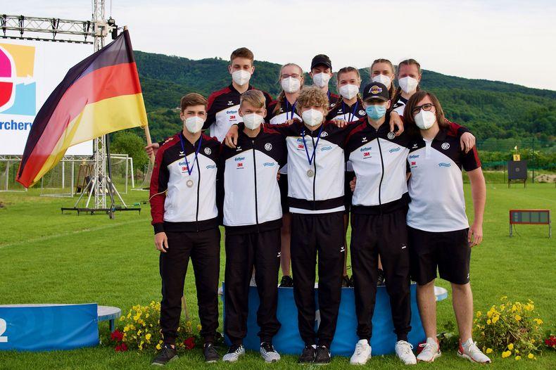 Foto: DSB / Das deutsche Team in Catez.