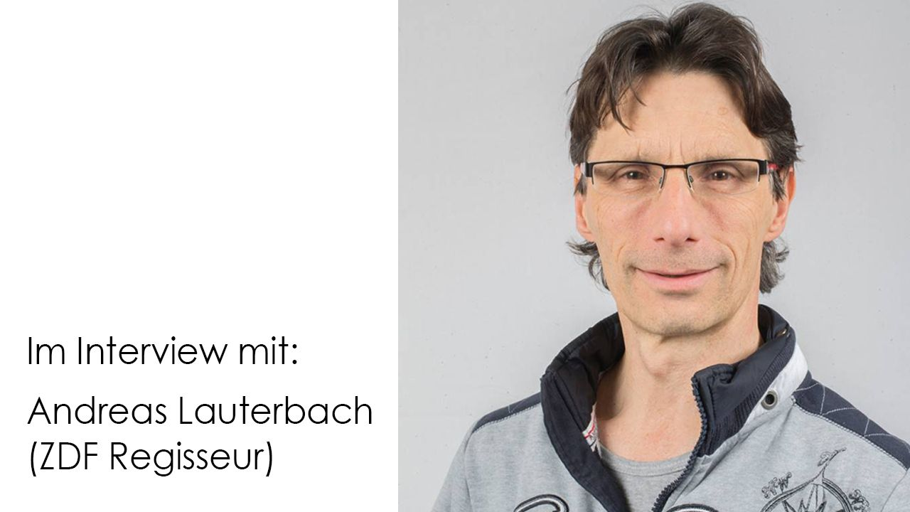 Foto: Lauterbach / Andreas Lauterbach wird in Wiesbaden die Regie für das ZDF führen.
