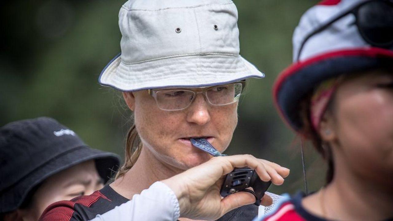 Foto: WA / Ab sofort gilt für Lisa Unruh & Co alle Konzentration der WM.