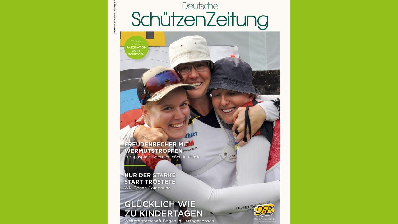 Foto: UZV / Deutsche SchützenZeitung: Bogen-Weltmeisterschaften überragen