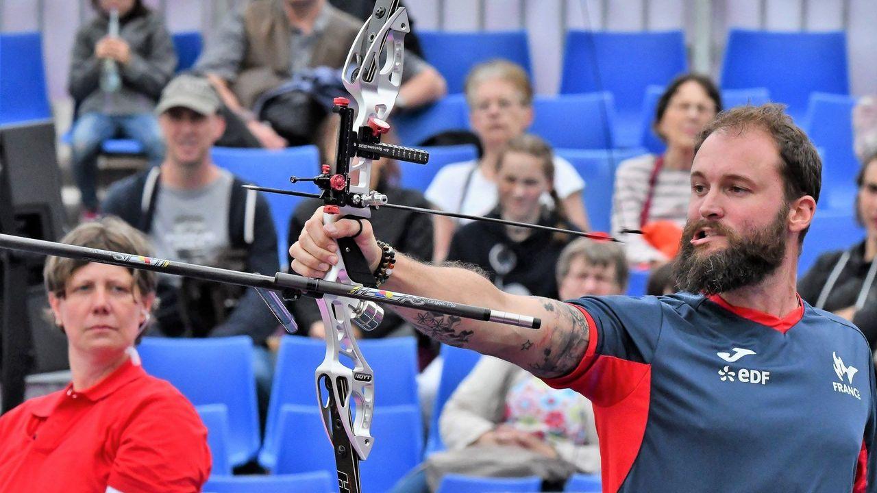 Foto: Eckhard Frerichs / Sport und Typen, die begeistern: Der Franzose Guillaume Tourcoullet.