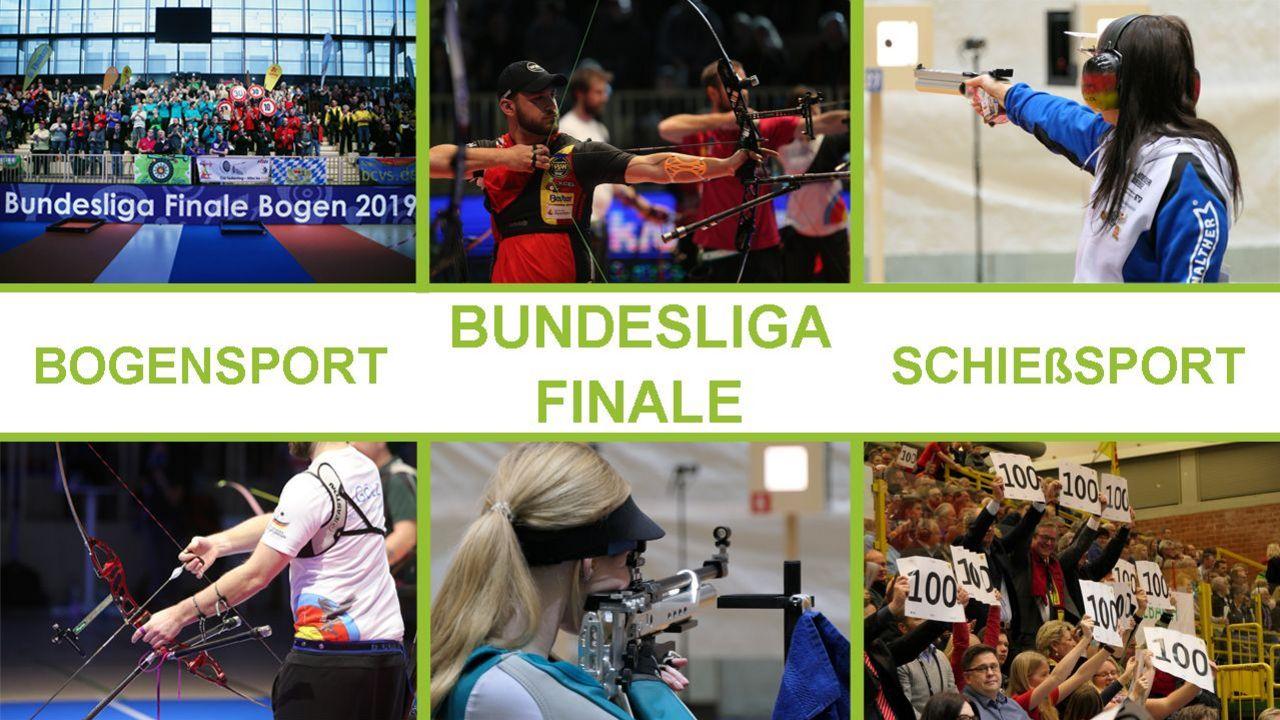 Fotos: DSB / Ab sofort können sich Fans Tickets für die Bundesligafinals im Schieß- und Bogensport sichern.