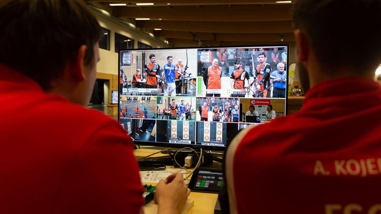 Foto: Christoph Banhierl / Im Fokus! Die Wettkämpfe aus Villingen-Schwenningen werden erstmals live bei Sportdeutschland.TV gestreamt.