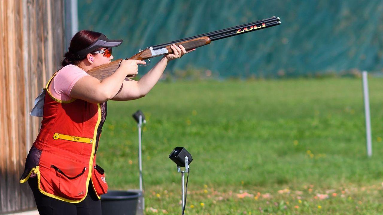 Foto: DSB / Nadine Messerschmidt ist nach Teil eins der EM-Qualifikation auf EM-Kurs.